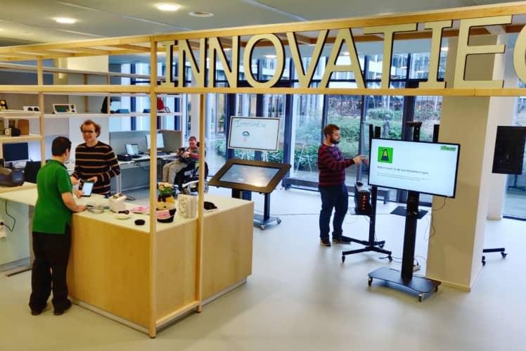 innovatiecentrum in gebruik genomen